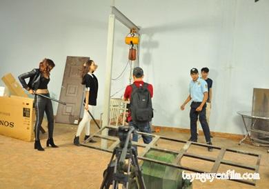 tuyển sinh lớp đào tạo diễn viên điện ảnh truyền hình