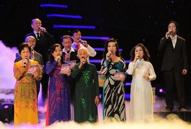 khóa học hát dành cho người trung và cao niên