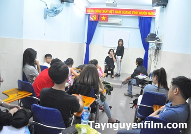 khóa học diễn viên ngắn hạn