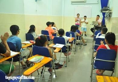 khóa học kỹ năng mềm cho trẻ