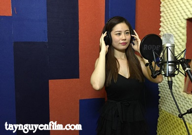 học hát karaoke