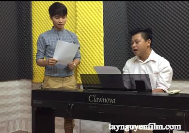 học làm ca sĩ chuyên nghiệp