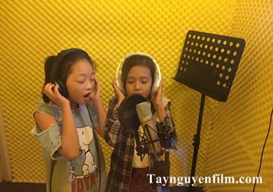 khóa học thanh nhạc cho trẻ em
