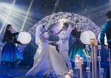 thu âm đám cưới
