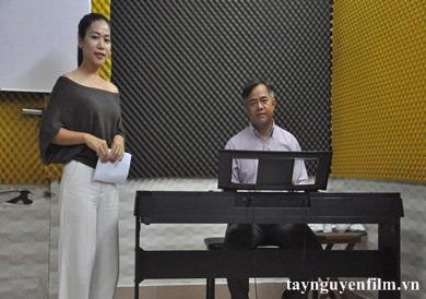 học hát chuyên nghiệp ở đâu