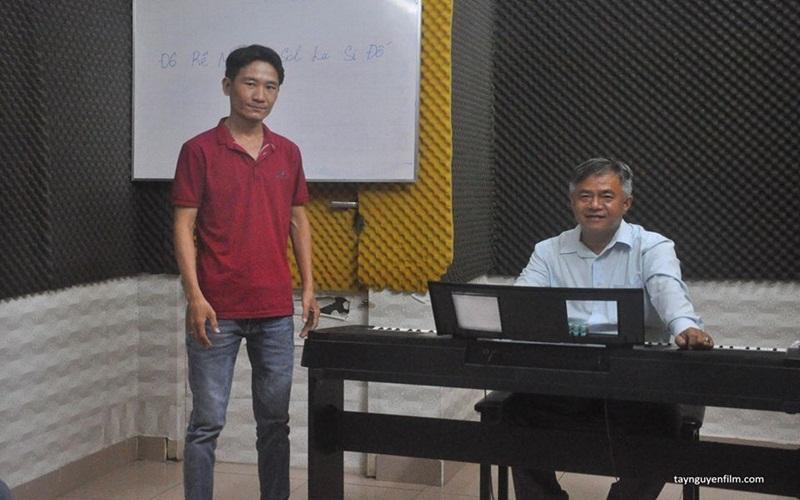 Học hát cho người mới bắt đầu