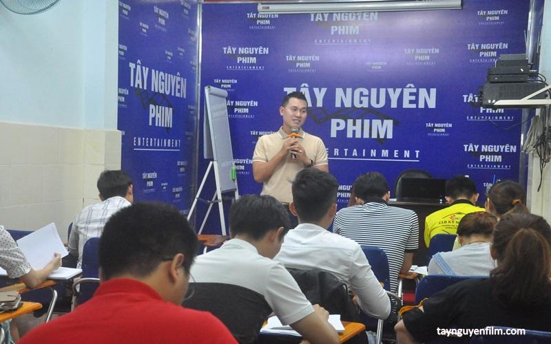 học lam mc chuyên nghiệp tại tphcm