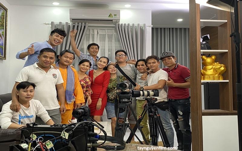 lớp học đào tạo diễn viên