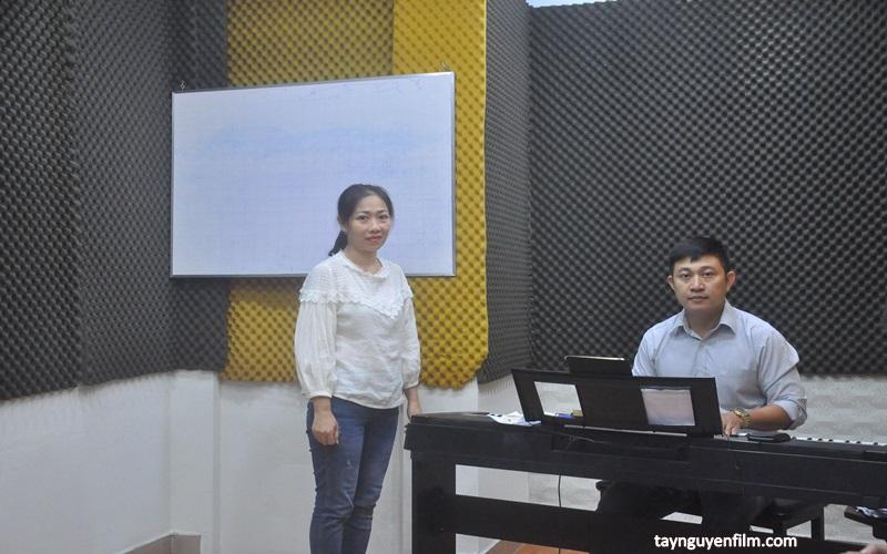 dạy hát karaoke tại quận 5