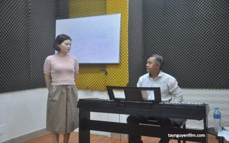 dạy thanh nhạc tại quận 5