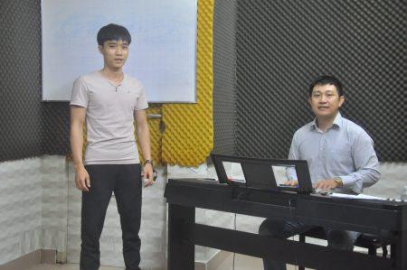 khóa học thanh nhạc uy tín