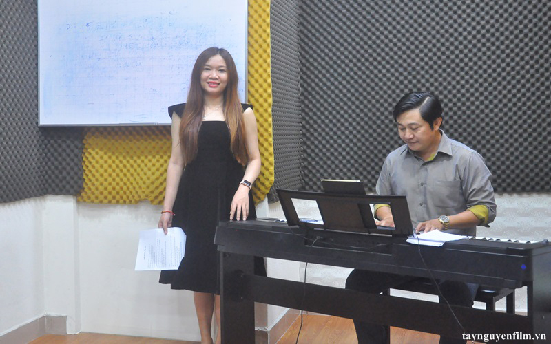 ở đâu dạy luyến láy ngân rung khi hát