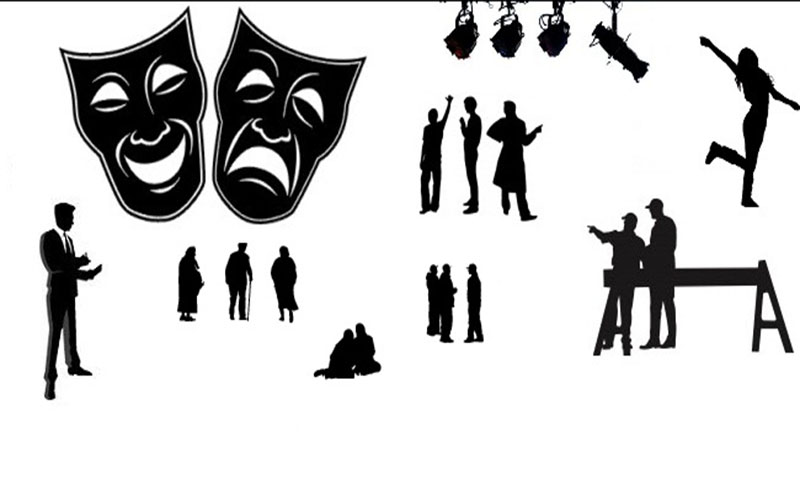 học cách tương tác khi diễn xuất