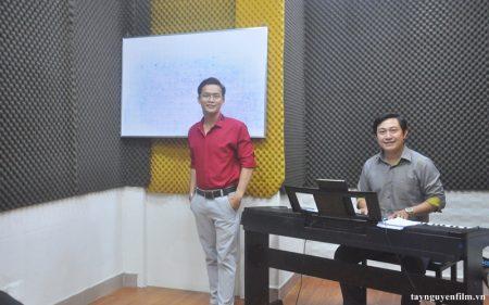 công ty đào tạo ca sĩ