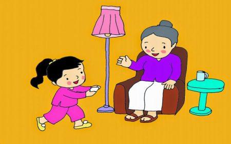 học kỹ năng giao tiếp online cho bé