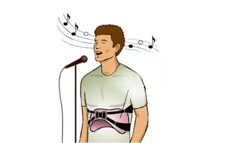 Lấy hơi khi hát như thế nào