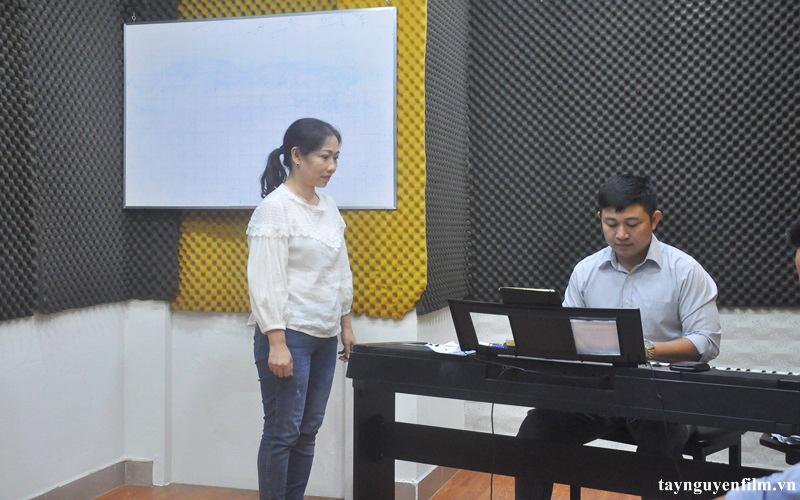 học hát karaoke online ở đâu tốt